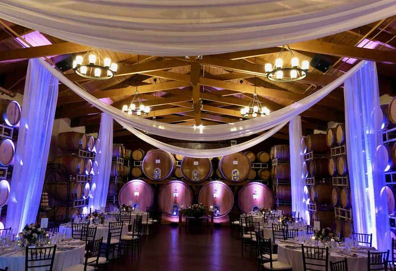 Winery Lighting