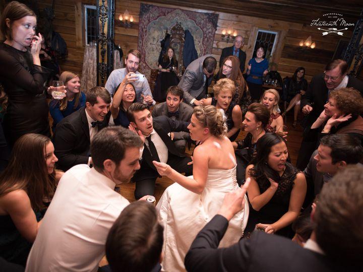 Tmx 1479178683110 Emily  Theo 3 Pic By Thirteenthmoonphotography Djr Raleigh wedding dj