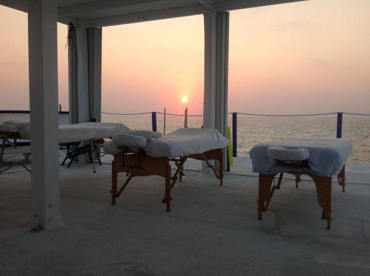 Sunrise massage