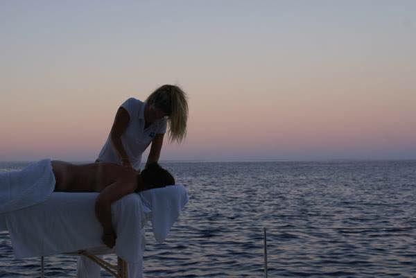 Twilight massage