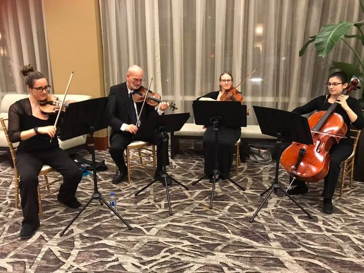 Tmx A Reception At The Marriot Hotel 51 678616 Raleigh, North Carolina wedding ceremonymusic