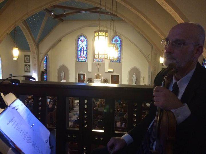 Tmx At Sacred Heart Chapel 51 678616 Raleigh, North Carolina wedding ceremonymusic