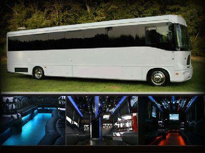 Tmx 1420051424099 Limo Coach Bus Picture Toronto wedding