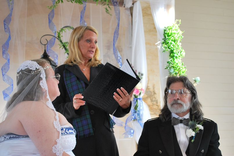 Officiant, Floral Design and Day-of Coordination