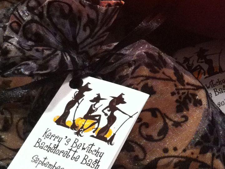 Tmx 1383157883480 Bewitching Batcholorett Salem wedding favor