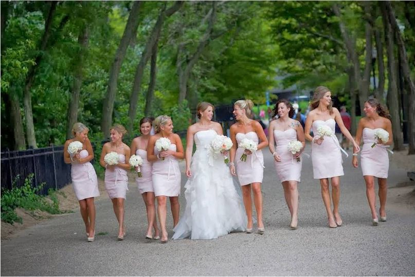 Bridesmaid Dresses Chicago IL