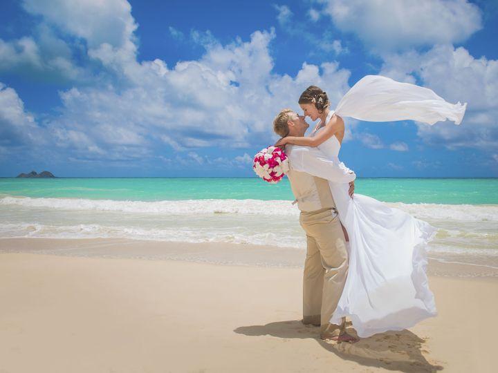Tmx 1483134998403 Hawaiibeachwedding Hilliard, Ohio wedding travel