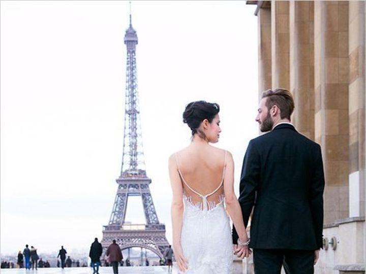 Tmx 1484334322397 Paris Hilliard, Ohio wedding travel
