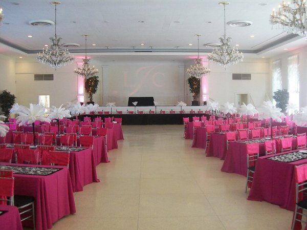Alpha & Omega Event Consultants & Florist