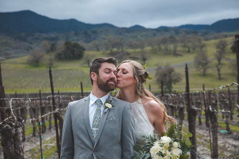 Oyster Ridge Kiss