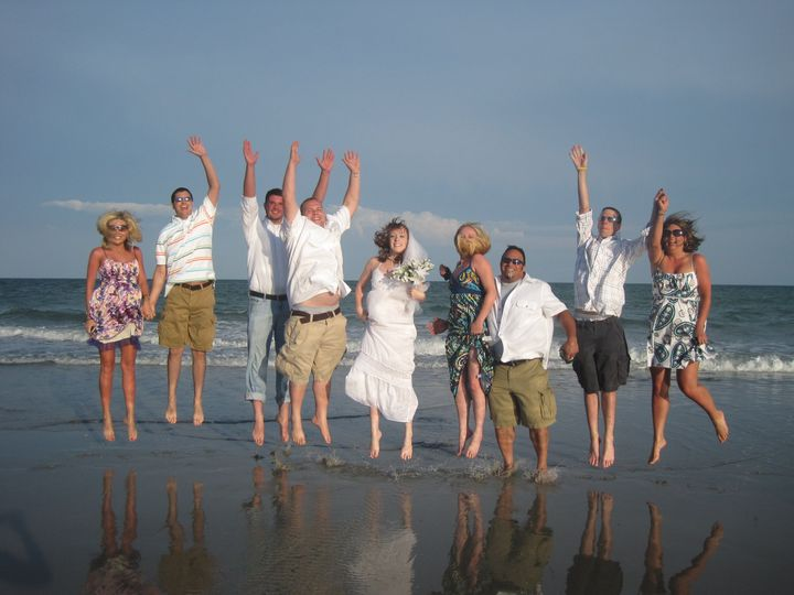 Lovers Lane Wedding Myrtle Beach Sc