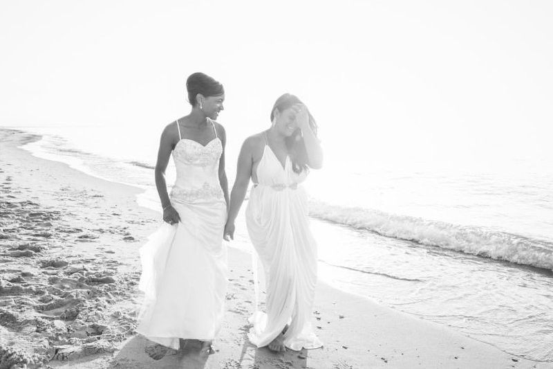 Wonderful Beach wedding
