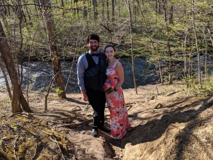 Love in the woods