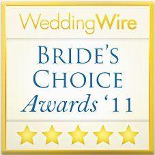 WeddingWireBridesChoice2011