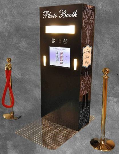 Hollywood Style Stand-Up Photobooth!