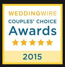 weddingwire 2015 couples choice awards2