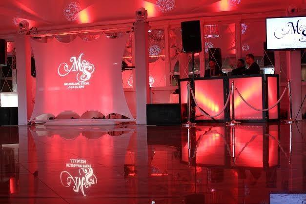 Tmx 1428084873711 Setup For 07 24 2014 Wedding Trenton wedding dj