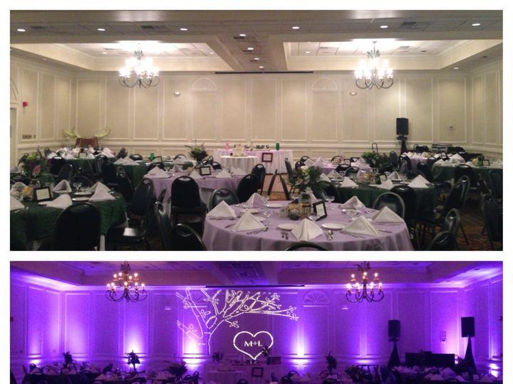 Tmx 1428084876146 Uplighting Before And After Trenton wedding dj