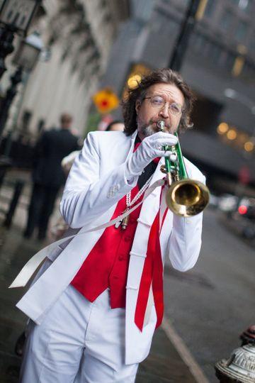Dean, Trumpet