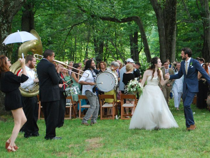 Tmx 1404234643389 Cropped Outdoor Parade New York wedding band