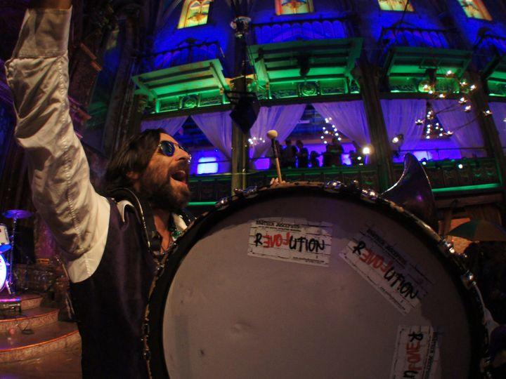 Tmx Dave Bass Drum 51 677716 New York wedding band