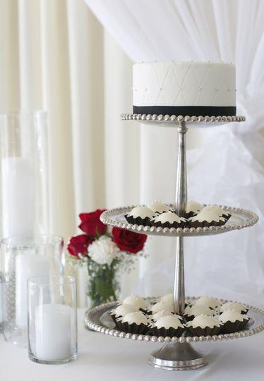 60d420d457746b69 Wedding Cake with Bombs