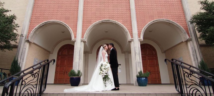 Lisandra + Israel - more screen grabs from their wedding day in their album below! (click load more...