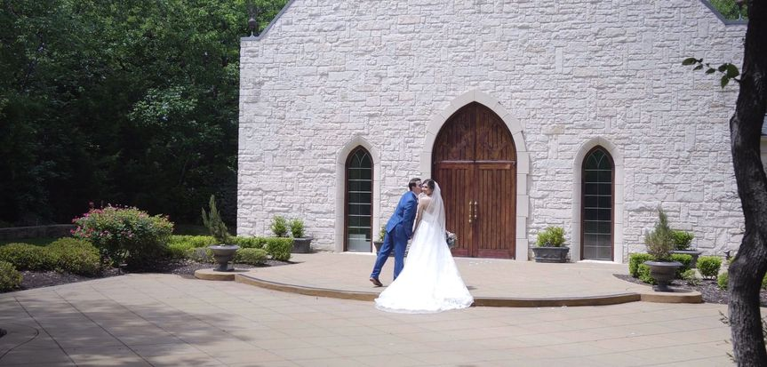 Allie + Cameron - more screen grabs from their wedding day in their album below! Venue: Ashton...