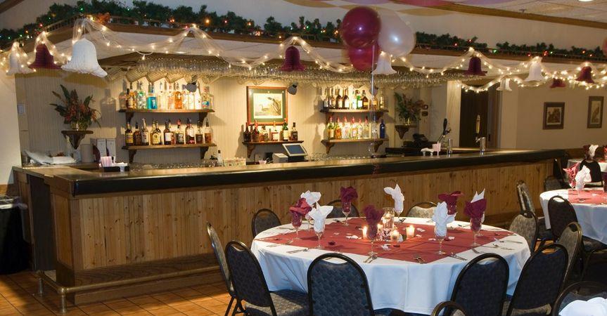 Heritage Hall Full serviec bar