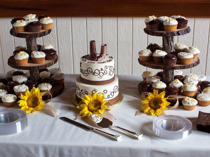 Tmx 1464834216892 Cowgirl Cake Maple Valley wedding venue