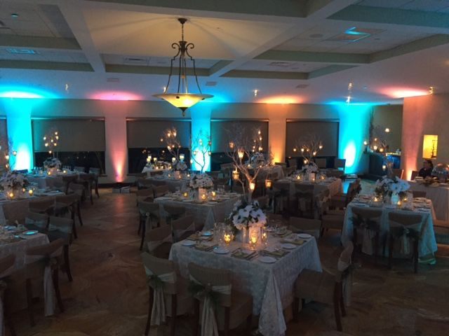 Harbor room Wedding