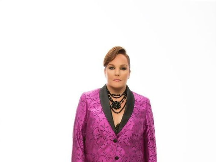 Tmx 1460768312384 Dark Pink Suit New York, New York wedding dress