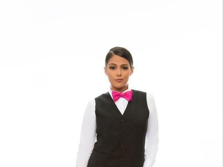 Tmx 1460768353245 Pink Bow Tie Vest New York, New York wedding dress