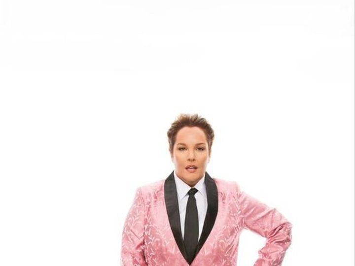 Tmx 1460768358527 Pink Suit Full Length New York, New York wedding dress