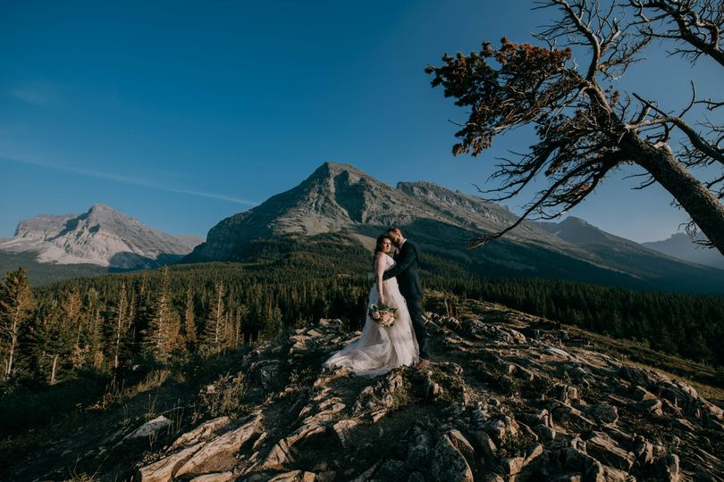 Destination Wedding in Montana