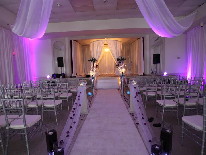 Tmx Indoor Wedding Ball 51 71816 Tampa, FL wedding venue