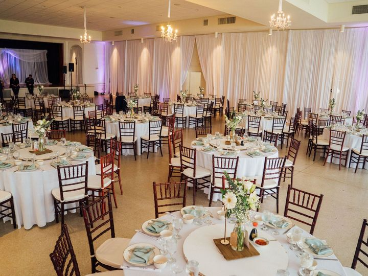 Tmx Main Hall With Chand  51 71816 1565209268 Tampa, FL wedding venue
