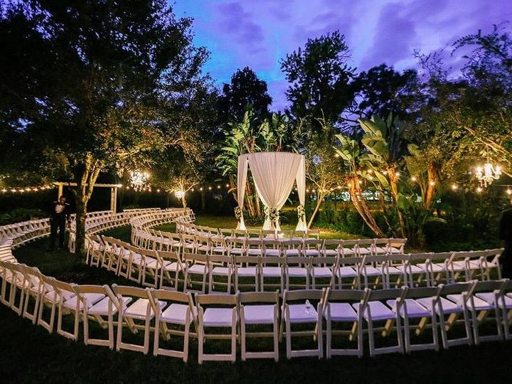 Tmx Outdoor Garden 51 71816 Tampa, FL wedding venue