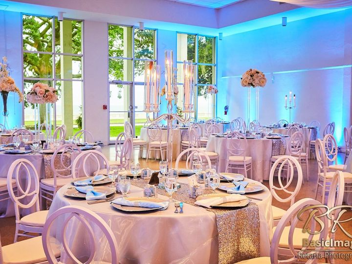 Tmx Uplighting On Walls No Drape3 51 71816 1565209202 Tampa, FL wedding venue