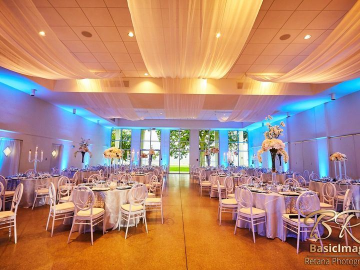 Tmx Uplighting On Walls No Drape 51 71816 1565209202 Tampa, FL wedding venue