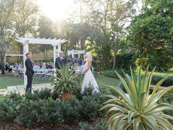 Tmx Wedding Garden Sideways Set Up 3 51 71816 1565209254 Tampa, FL wedding venue