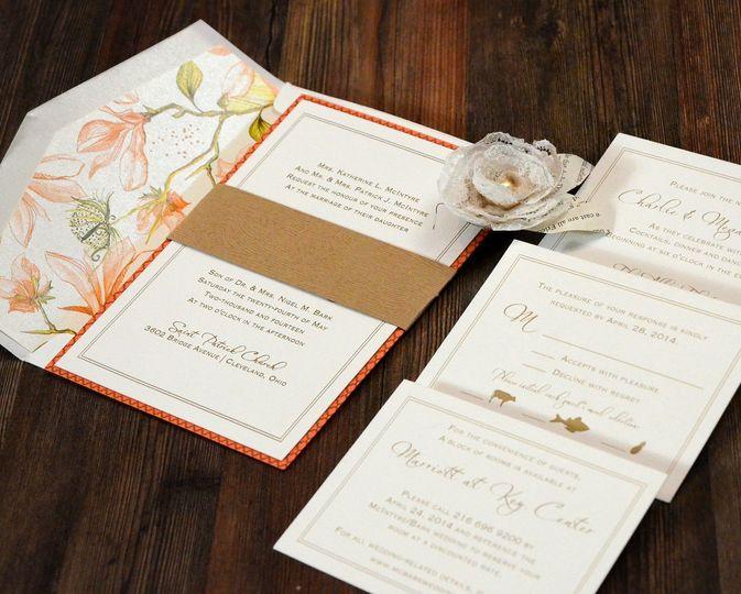 Blue Envelope Boutique - Invitations - Mentor, OH - WeddingWire