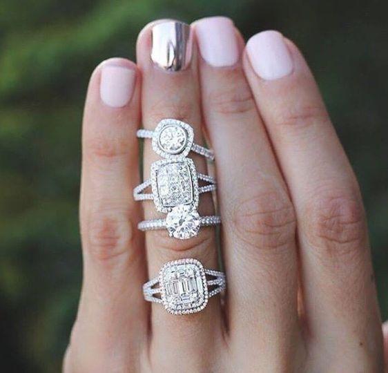 Diamond Engagement Ring Shapes