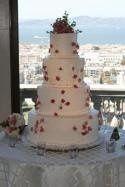 Tmx 1233073049593 4TierSFCake San Jose wedding cake