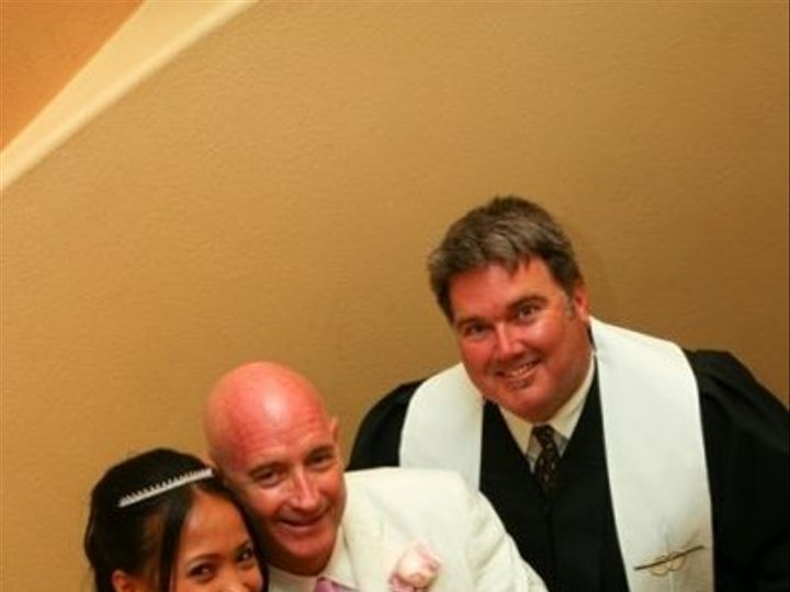 Tmx 1295034219288 Rev.DonwithStarchers Rancho Mirage, California wedding officiant