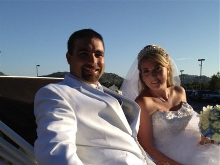 Tmx 1340060229253 AnthonyandJessicacarriageportrait Rancho Mirage, California wedding officiant