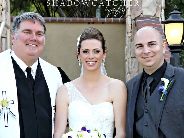 Tmx 1366389049143 Alex Myshelle And Me Rancho Mirage, California wedding officiant