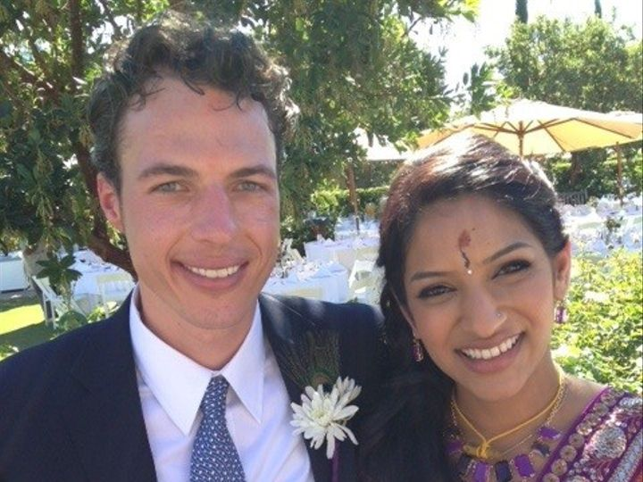 Tmx 1366389088621 Zach And Swetha Wedding Pic Rancho Mirage, California wedding officiant