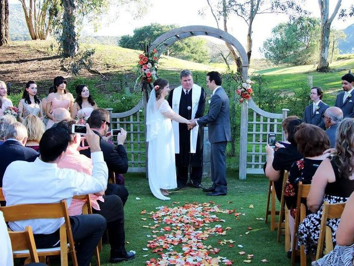 Tmx 1458142673675 12108987101532494019685056357925447535334868n Rancho Mirage, California wedding officiant