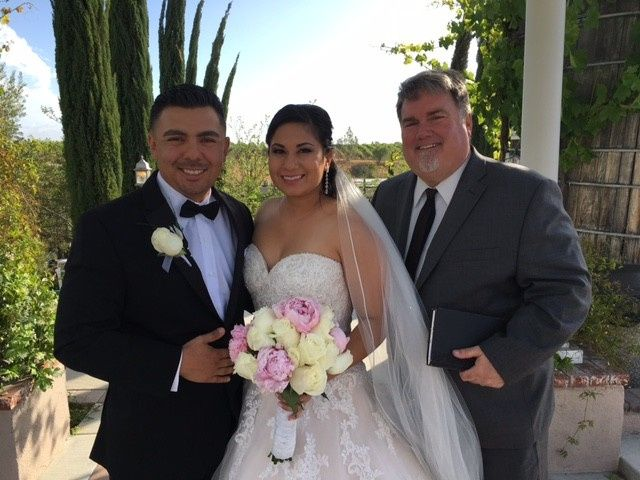 Tmx 1465528898233 Don With Ace  Veronica Rancho Mirage, California wedding officiant